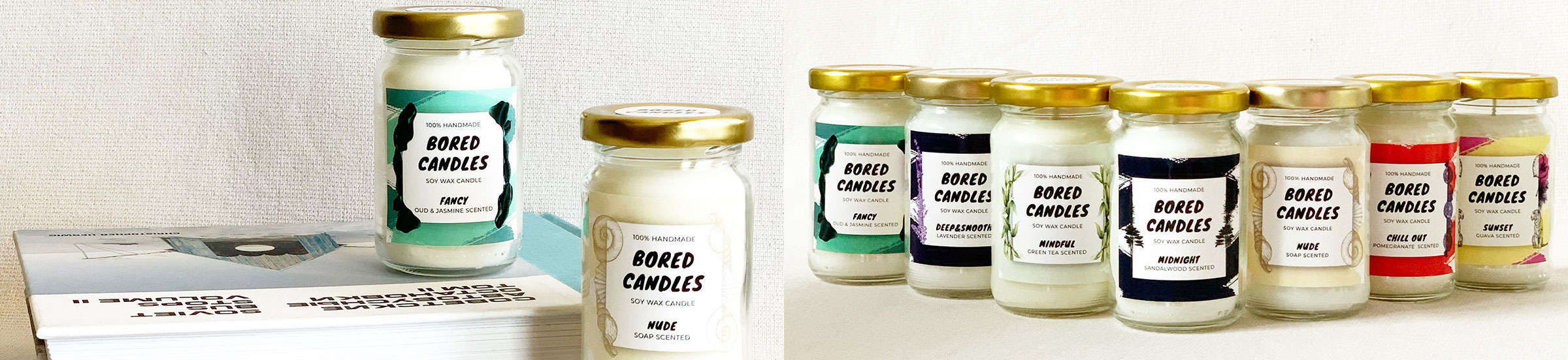Bored Candles