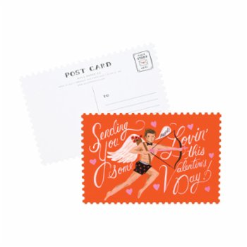 Rifle Paper Co. - Hey Girl! Postcards Pack of 10
