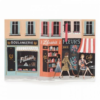 Rifle Paper Co. - Parisian Notebook Set