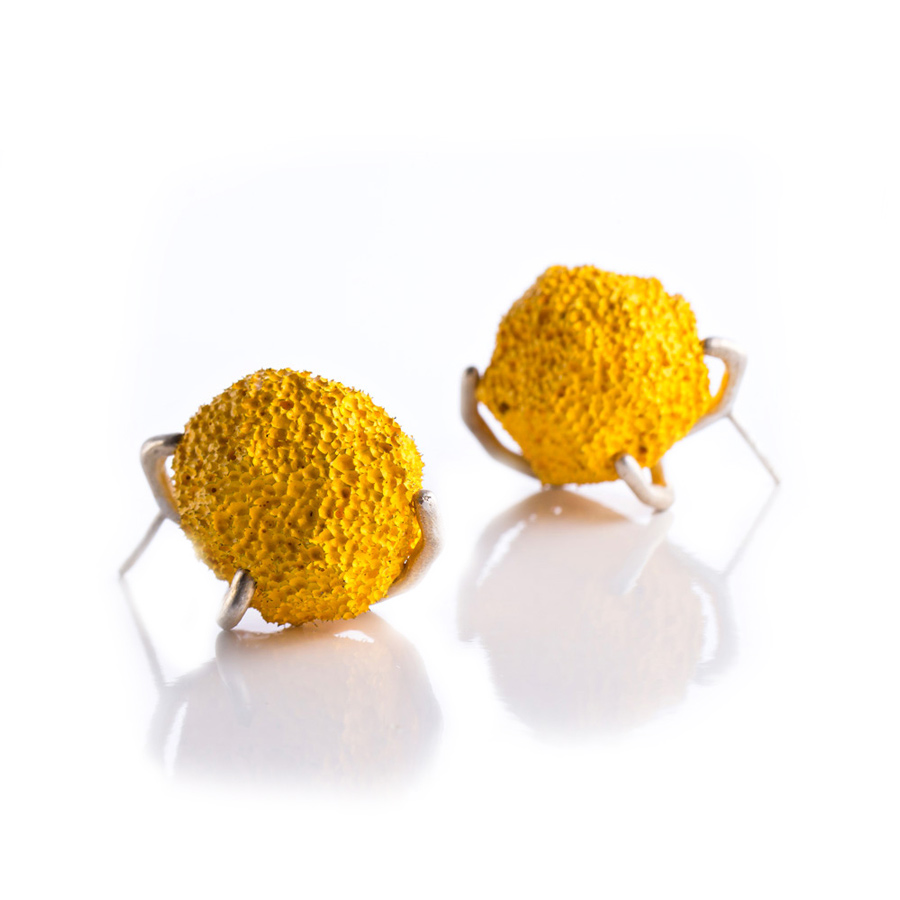 Burcu Sülek - Emptiness Midi Earrings