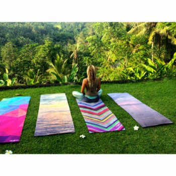 Yoga Design Lab - Geo - Combo Yoga Mat