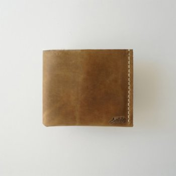 Sakin Leather - Bi-Fold Wallet