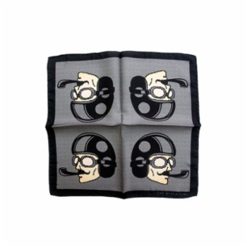 The Black Ears - The Dapper Man Pocket Square