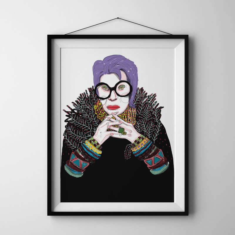 Serkan Akyol - Fake To Fashion Art Print