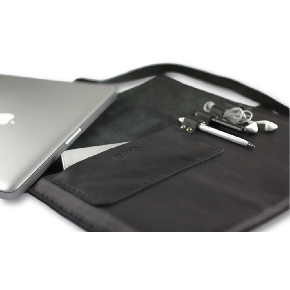 Tox Leather - Valer Macbook Case / Clutch