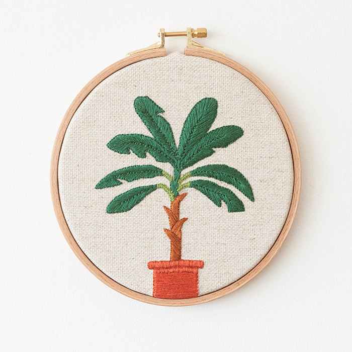 Nice to Have - Needlework - Banana Tree Frame
