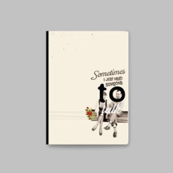Paper Us - Sometimes Notebook