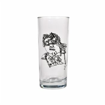 Remo - Flying Lady Glass