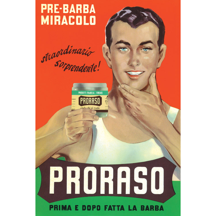 Proraso	 - Proraso Beard Wash Wood Spice