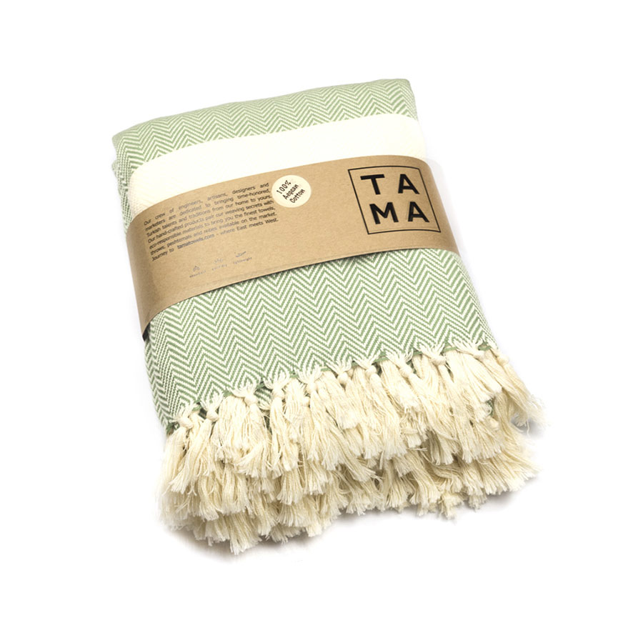 Tama Towels - Country Throw Scarf