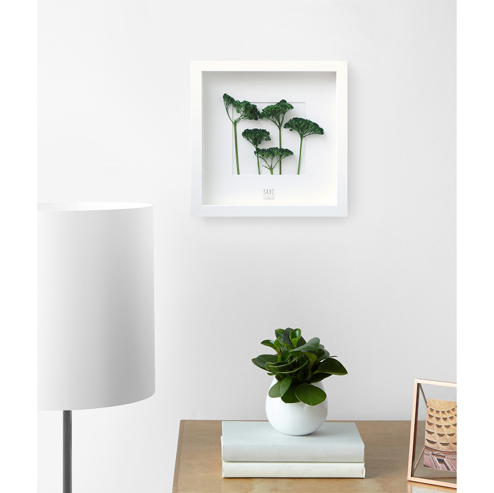 Save The Flowers - Miniature Forest Frame