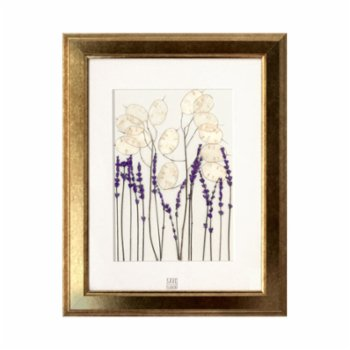 Save The Flowers - Gold 5 Frame