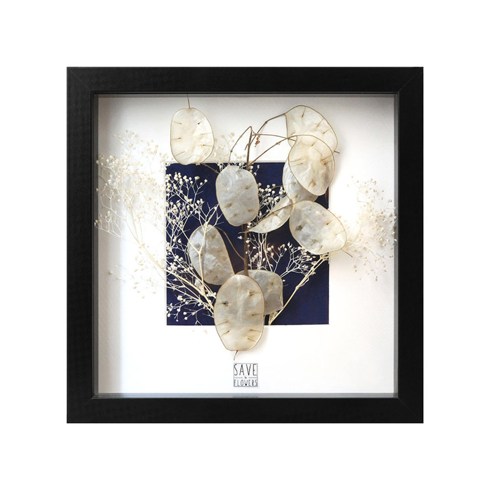 Save The Flowers - Pearl Frame