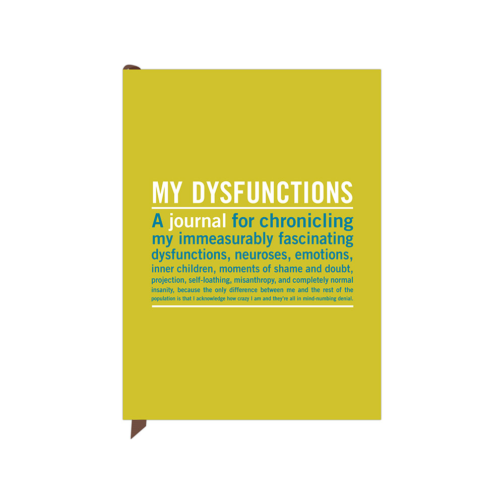 Knock Knock - Journal - My Dysfunctions