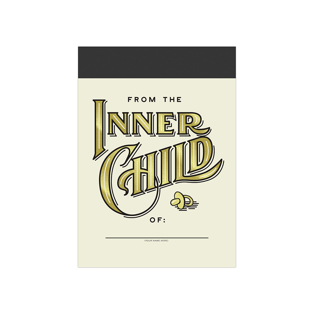 Knock Knock - From The Inner Child of - Alter Ego Pad