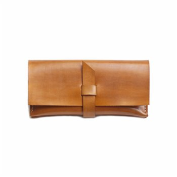 Sakin Leather - Long Wallet