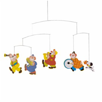 Flensted Mobiles - Circus Mobile