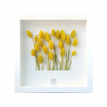 Save The Flowers - Square 20 Frame