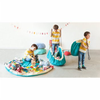 Play & GO - Road Map Toy Storage Bags