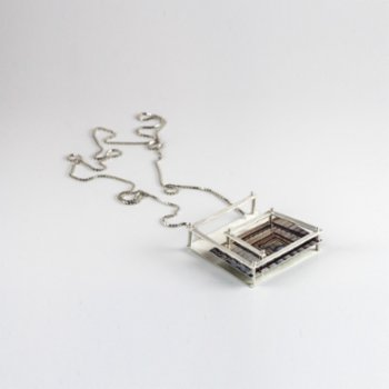 CollecThings - Mısır Apartment Necklace