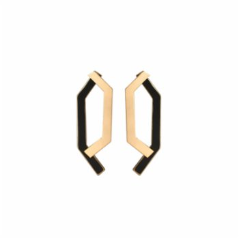 More Design Objects - Line Earring