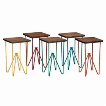 Soupente - Pointed K Stool / Side Table