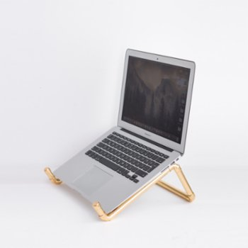 Bakır İstanbul - Pipe Up Laptop Stand