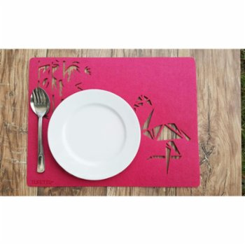 Tufetto - Flamingo Table Set