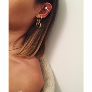 [Add]Tension - Twist Earring
