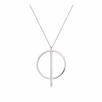 Caged Bird Design - Infinity Necklace