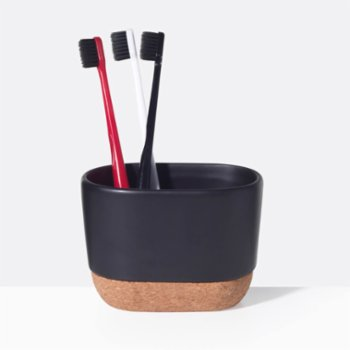 Umbra - Kera Oval Toothbrush Holder