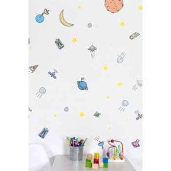 Figg - Outer Space Wall Sticker