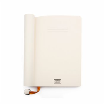 Leather & Paper - Leather Notebook