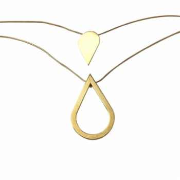 More Design Objects - Drop Necklace