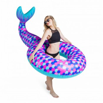 Colorize - Mermaid Float Swim Ring