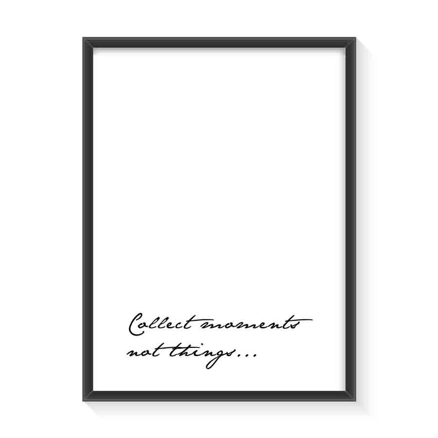 Normmade - Collect Moment Print