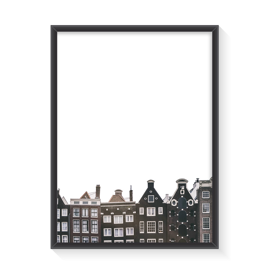 Normmade - Amsterdam Print