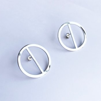 More Design Objects - Min Earring