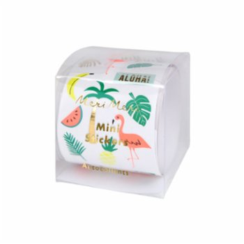 Meri Meri - Mini Tropical Sticker Roll
