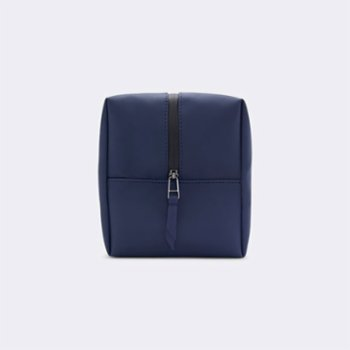 Rains - Wash Bag - Blue L
