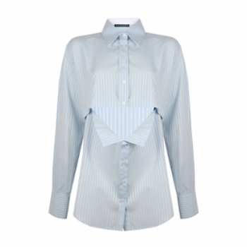 The Jacquelyns - Tj Two-In-One Shirt - III