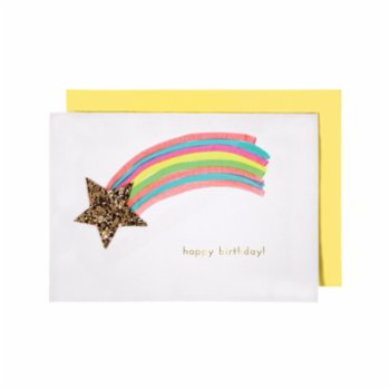 Meri Meri - Shooting Star Greeting Card