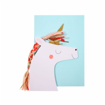 Meri Meri - Unicorn Card