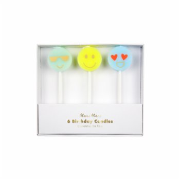 Meri Meri - Emoticon Candles