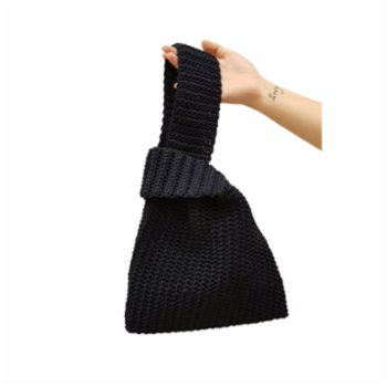 Mien İstanbul - Knitted Hand Bag