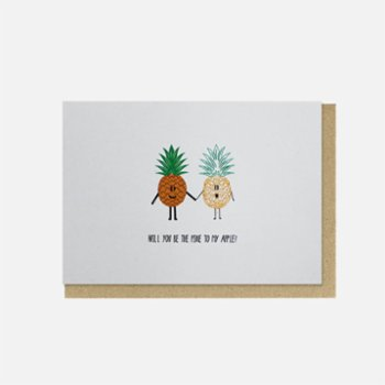 Paper Street Co. - Pine&Apple Card