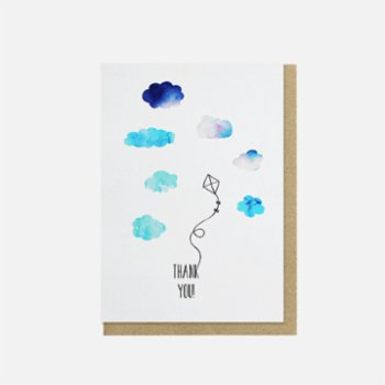 Paper Street Co. - Thank You Card