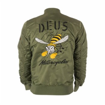 Deus ex Machina - MA1 Flight Jacket