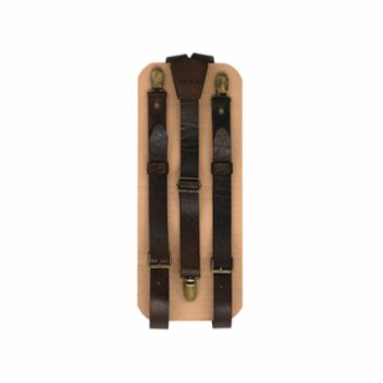 1984 Leather Goods - Leather Suspenders