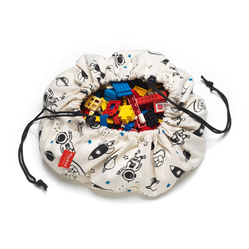 Play & GO  - Mini Space Girl Toy Storage Bags